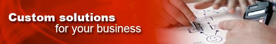 custom information technology solutions